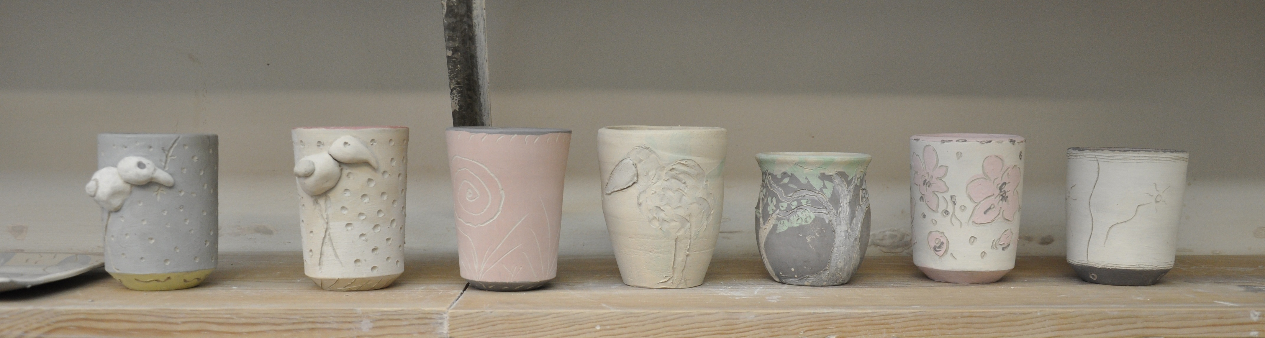 Earth and Fire Pottery Classes and Gallery New Orleans Louisiana