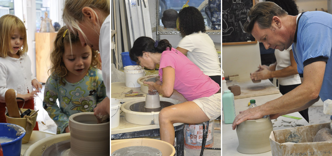 Earth & Fire Pottery - Studio and Gallery