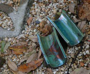 Raku firing pottery classes